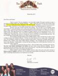 Ron Back Prayer Letter:  God Is So Good!