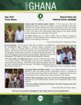 Team Ghana National Pastor Spotlight: Hundreds Attend Easter Camp Meeting
