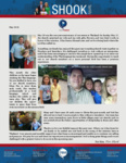 Tim Shook Prayer Letter:  One-Year Anniversary of Our Return to Thailand