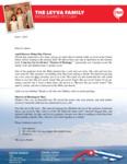 Ricardo Leyva Prayer Letter:  Showers of Blessings!