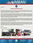 Chad Inman Prayer Letter:  Trucking for the Lord in Thailand