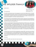 Daniel Wilder Prayer Letter:  A Good Birthday Present!