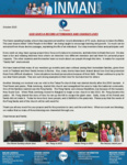 Chad Inman Prayer Letter:  God Gives A Record Attendance And Changes Lives