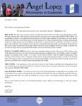 Angel Lopez Prayer Letter:  Bro. Luis Released!