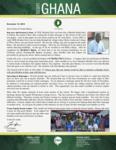 Team Ghana Update:  Our Loss But Heaven's Gain