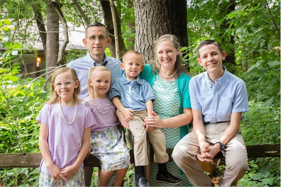 FBMI Missionary Mike Sarver Family