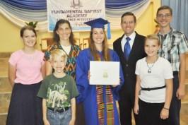 FBA Graduation February 2018