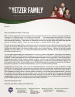 Christopher Yetzer Prayer Letter:  Baptisms