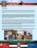 Andres Amoros Prayer Letter: Praise the Lord--18 Years as Missionaries in the Dominican Republic!
