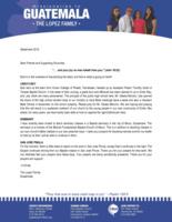 Angel Lopez Prayer Letter: God Is in the Resurrection Business!
