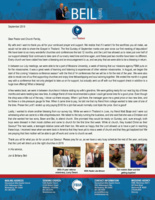 Jon and Brittany Beil Prayer Letter:  Over Halfway There!