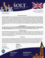 Dave Solt Prayer Letter:  Record-Breaking Year!