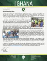 Team Ghana Update:  Six Years Later