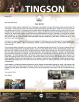 Garry Tingson Prayer Letter: Survey Trip to Australia