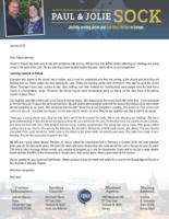 Paul Sock Prayer Letter:  Learning Lessons in Poland, Part II