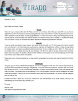 Roberto Tirado Prayer Letter:  What a Privilege It Is to Preach the Gospel!