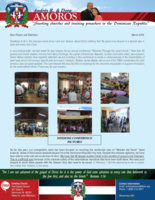 Andres Amoros Prayer Letter: Annual Missions Conference for Pastors and Workers