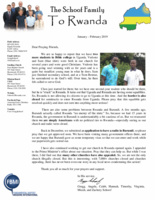 Gregg Schoof Prayer Letter:  Two New Students