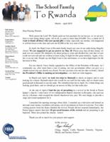 Gregg Schoof Prayer Letter:  10 Saved From Revival!