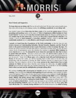 Peter Morris Prayer Letter: Establishing Bible Institutes