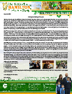 Keith Hamilton Prayer Letter: Waiting and Waiting on the Lord