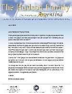 Simeon Hudson Prayer Letter: In the Vineyard