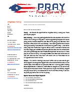 Jon Wrightson Prayer Letter:  Fruitful Meetings This Month