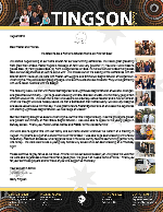 Garry Tingson Prayer Letter: It's Great to Be a Part of a Church that is on Fire for God!
