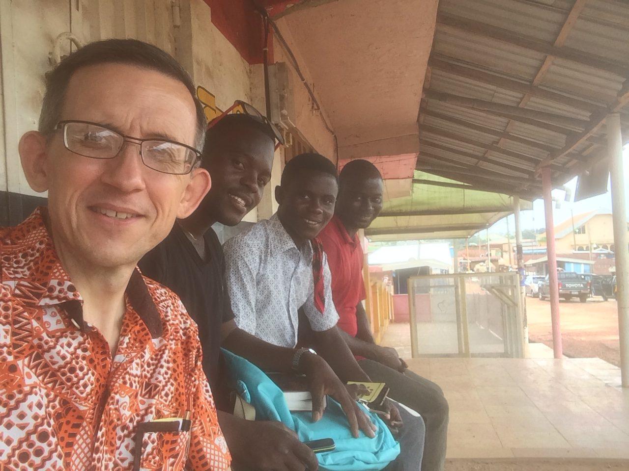 Soul Winning in Ghana