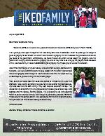 Kounaro Keo Prayer Letter: Three Baptisms!