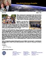 James Belisle Prayer Letter: Ministering in Argentina