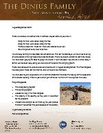 Tom Dinius Prayer Letter: Keep Me True, Lord Jesus
