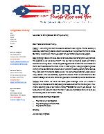 Jon Wrightson Prayer Letter:  Take the Time to Notice