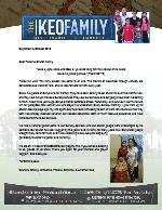Kounaro Keo Prayer Letter: Faithful Church Attendance