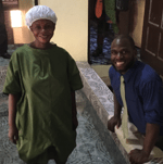 FBMI Missionary Baraka Hall Prayer Letter Picture