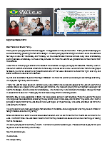 Juan Vallejo Prayer Letter: Souls Saved