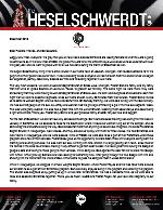 Brandon Heselschwerdt Prayer Letter: Christmas in New Mexico
