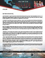Israel Alvarez Prayer Letter: New Year