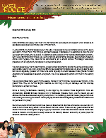 Walter Poole Prayer Letter:  God Is Moving