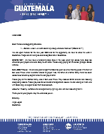 Angel Lopez Prayer Letter: Thankful for a New Year