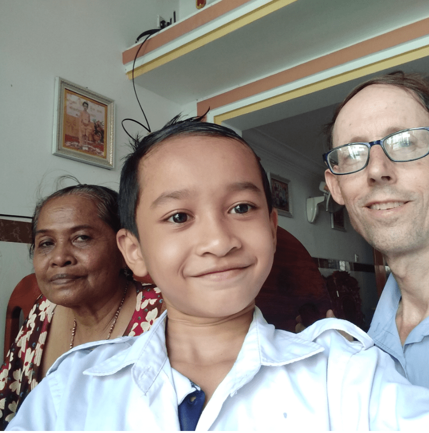 FBMI Missionary Walter Poole Prayer Letter Picture
