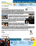 Brian George Prayer Letter: Blessings in the Lockdown