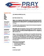Jon Wrightson Prayer Letter: Opportunities to Serve God