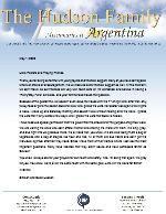 Simeon Hudson Prayer Letter: Visiting the Most Needy