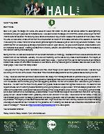 Baraka Hall Prayer Letter: For the Sake of the Gospel