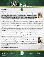 Baraka Hall Prayer Letter: COVID Can't Stop God