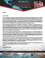 Israel Alvarez Prayer Letter: Three Baptisms in Our First Service Back Together
