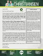 Micah Christiansen Prayer Letter: Progress During COVID-19