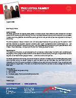 Ricardo Leyva Prayer Letter: Where We Are Right Now