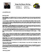 Warren Storm Prayer Letter: God Is Faithful